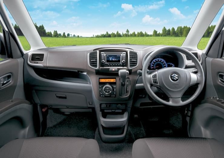 Suzuki Solio Hatchback Spotted Outside Maruti Suzuki