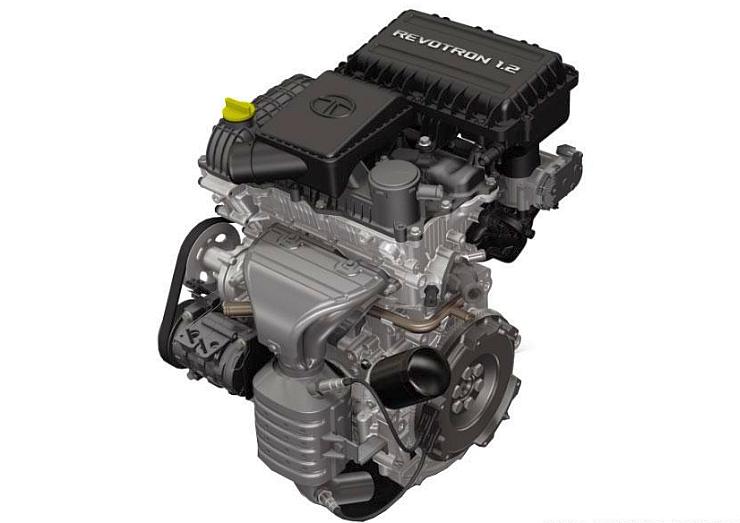 Tata Motors' REVOTRON Turbo Petrol Engine Pic