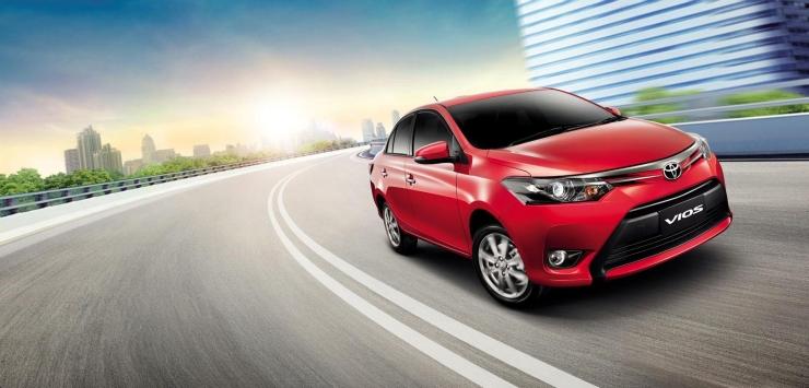Toyota considering Vios sedan to take on Honda City in India?