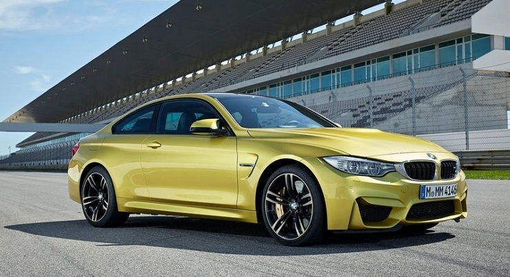 BMW India teases the M4 high performance coupe, launch soon