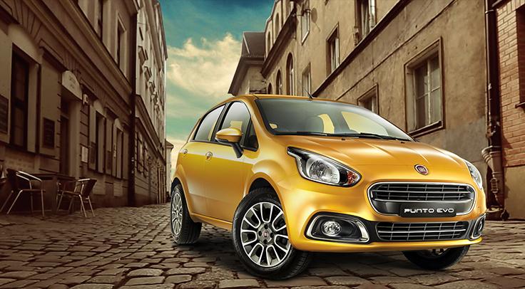 2014 Fiat Punto EVO Facelift Pic