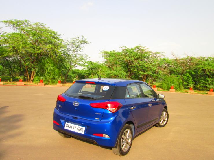 2014 Hyundai i20 Elite 11
