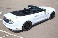 2015 Ford Mustang in Right Hand Drive Guise