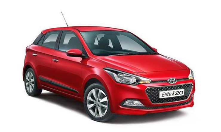 2015 Hyundai i20 Elite Hatchback Photo