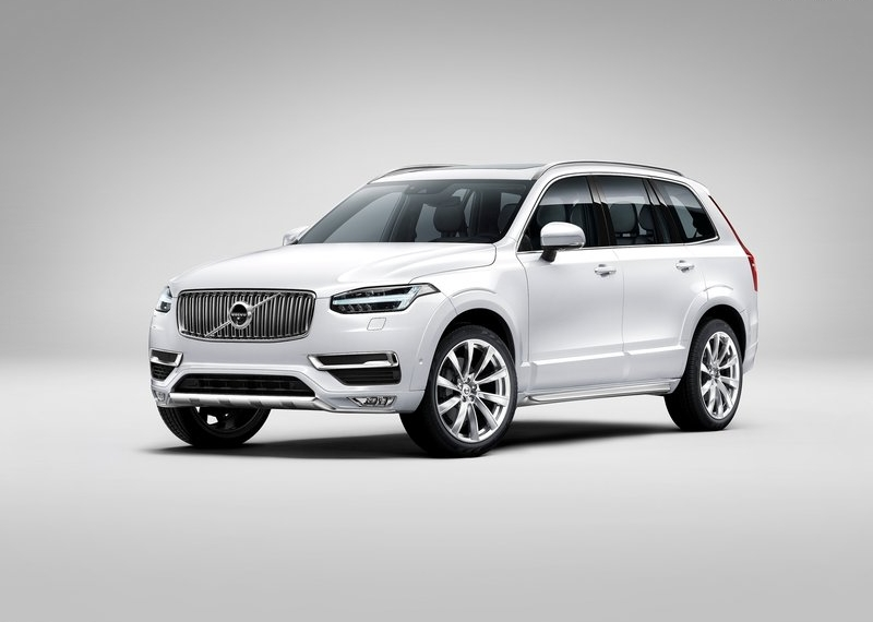 2015 Volvo XC90 Luxury SUV 1
