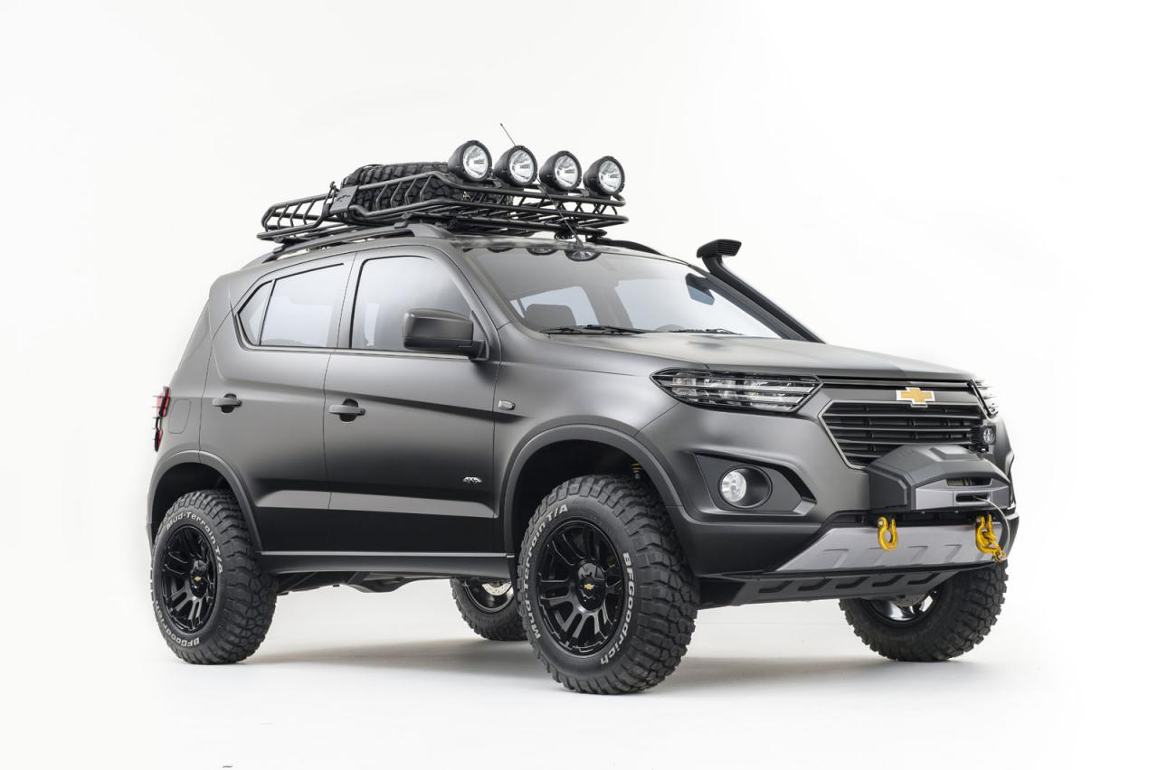 Should General Motors Launch The Chevrolet Niva Compact