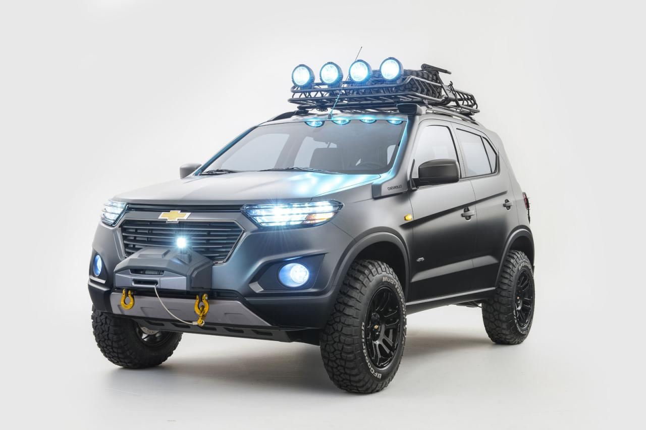 Should General Motors launch the Chevrolet Niva compact ...
