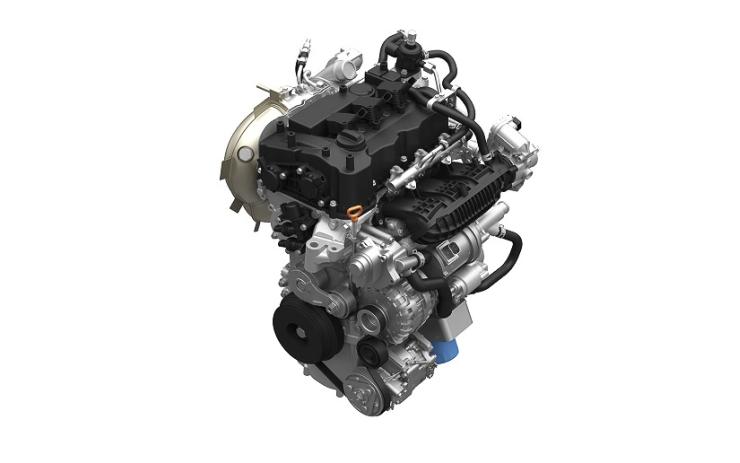 Honda's Upcoming 1 Liter-3 Cylinder Turbo Petrol Engine Photo