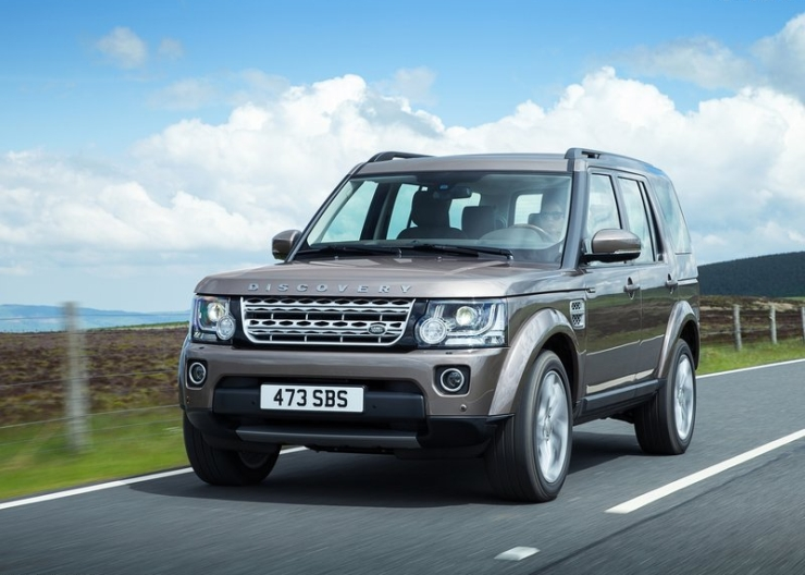 Land Rover Discovery LR4 SUV