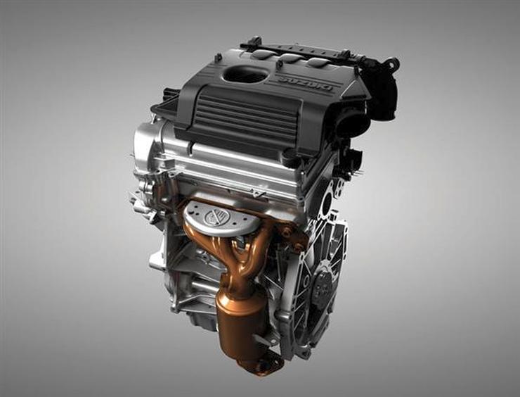 Maruti Suzuki K-Series Petrol Engine Pic