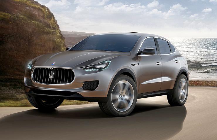 Fiat Mulling Maserati Sport Luxury Car Brand For India