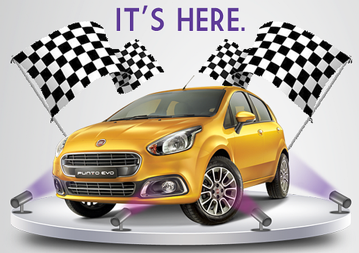 Fiat India launches new Punto EVO hatchback; Prices start from 4.55 lakh rupees
