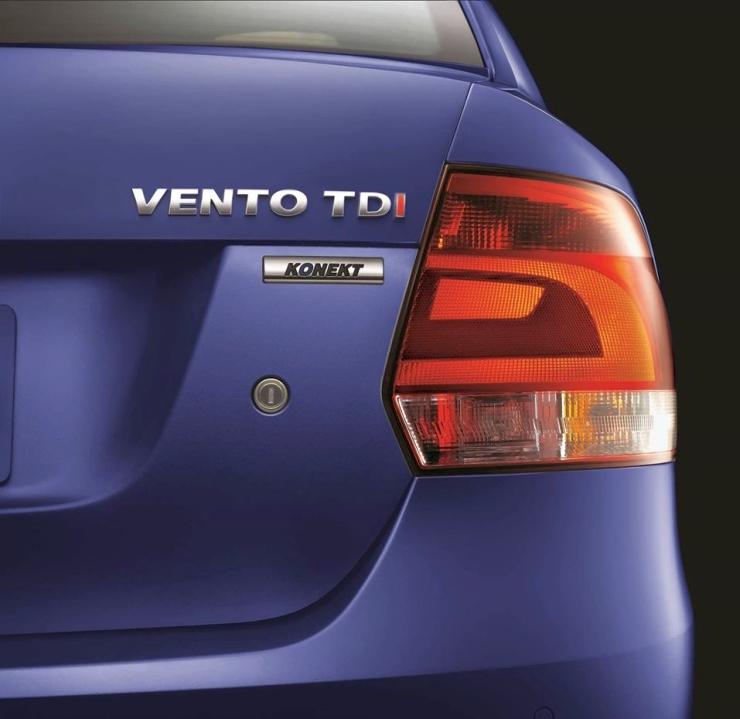 Volkswagen India launches Vento Konekt Edition Sedan