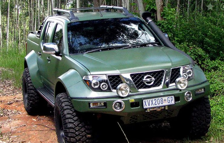Navara Based Suv >> CarToq renders 2016 Nissan Navara pick up truck based luxury SUV