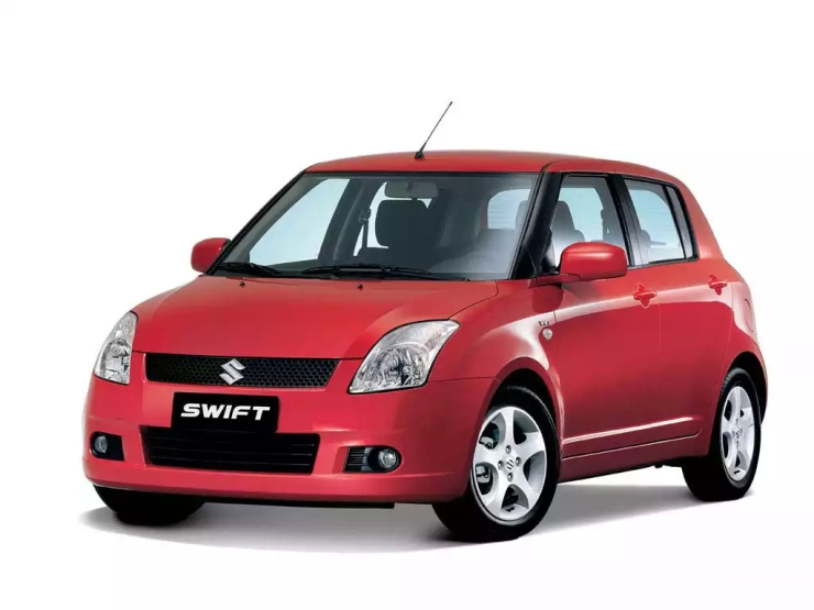 1st Generation Maruti Suzuki Swift Hatchback