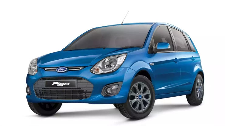 2014 Ford Figo Hatchback Refresh 1