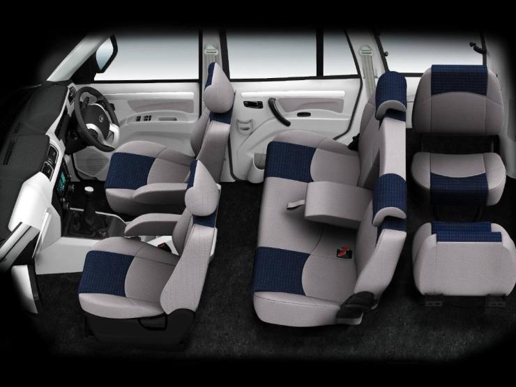 2014 Mahindra Scorpio SUV Facelift 22