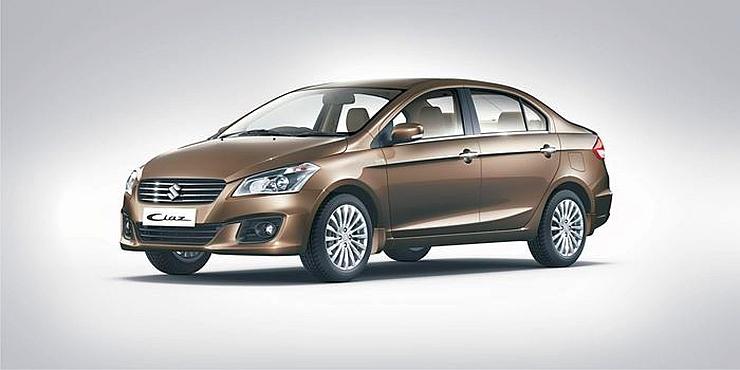 Maruti Suzuki Ciaz C-Segment Sedan Official Brochure Released