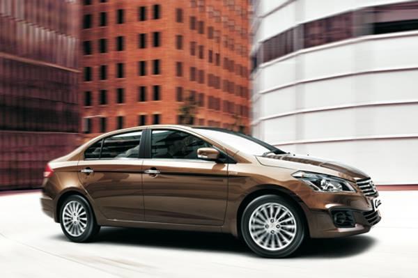 Official – Maruti Suzuki to launch Ciaz C-Segment Sedan on 6th October