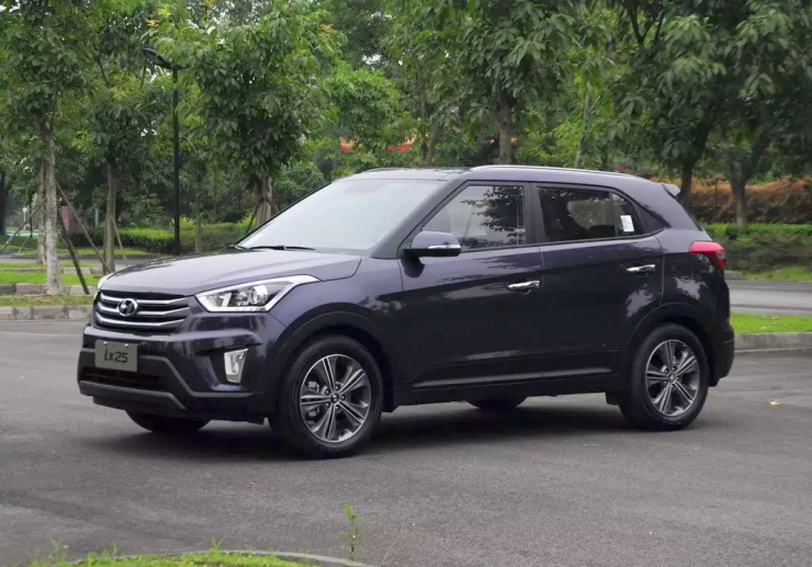 Hyundai iX25 Compact SUV to feature sharp pricing, over 90 % localization in India