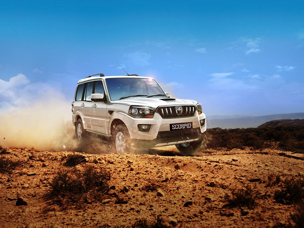 2015 Mahindra Scorpio SUV Facelift's 4X4 variants weeks away; No immediate plans for Automatic variant