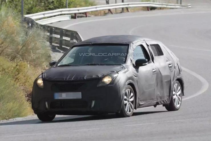 Are you the Maruti Suzuki YRA premium hatchback?