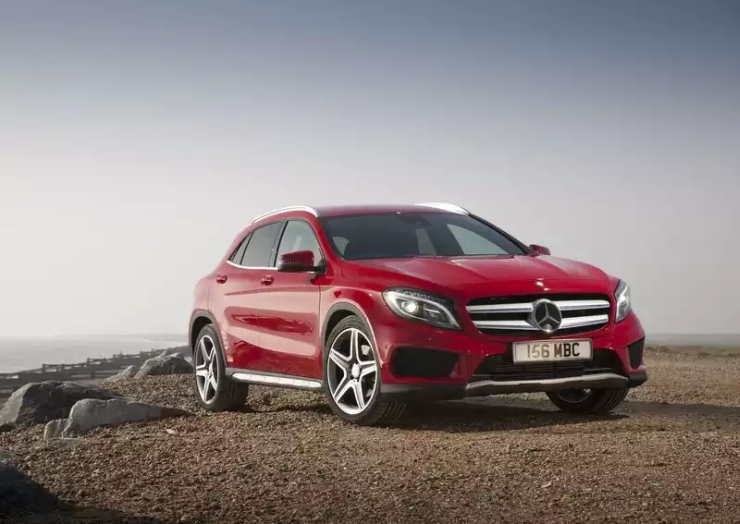 Cartoq sources mercedes benz gla not to feature 4matic for Mercedes benz gla crossover