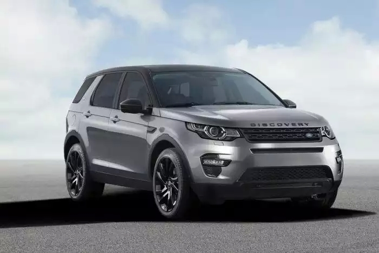 2015 Land Rover Discovery Sport SUV Pic
