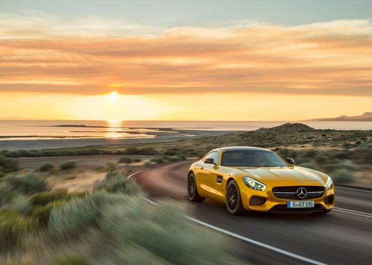 Mercedes AMG GT S launched in India at Rs 2.4 crore