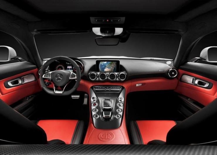 2016 Mercedes Benz AMG GT Sportscar 9