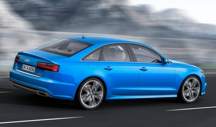 India Bound 2015 Audi A6 Sedan Facelift Detailed