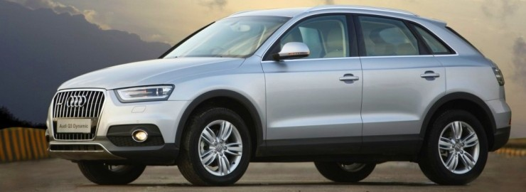 Audi India launches Q3 Dynamic Edition Crossover
