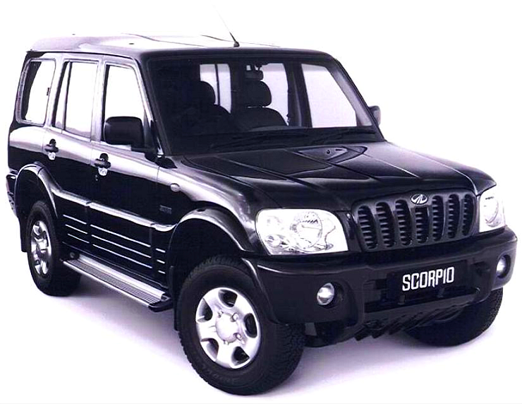 First Generation Mahindra Scorpio SUV