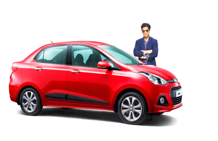 [Video] Hyundai India releases new Xcent TVC with Shahrukh Khan in it