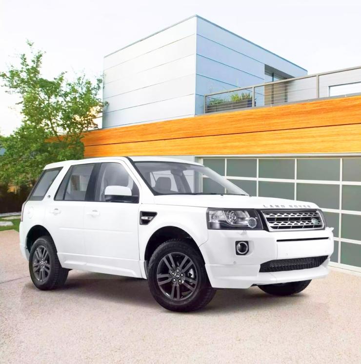 Land Rover Freelander2 Sterling Edition SUV Photo
