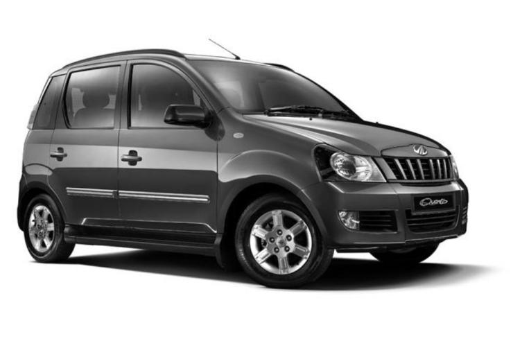 Mahindra Quanto sub-4 meter Compact SUV Image