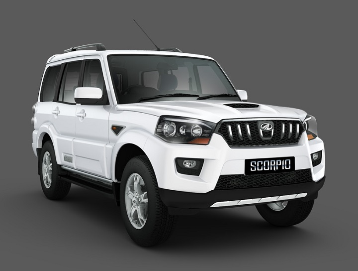 Mahindra Scorpio new photo