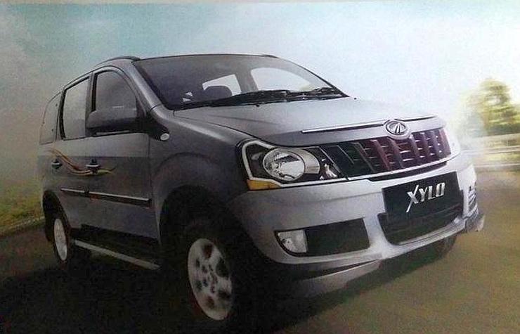 2014 Mahindra Xylo MPV Refresh – All The Details