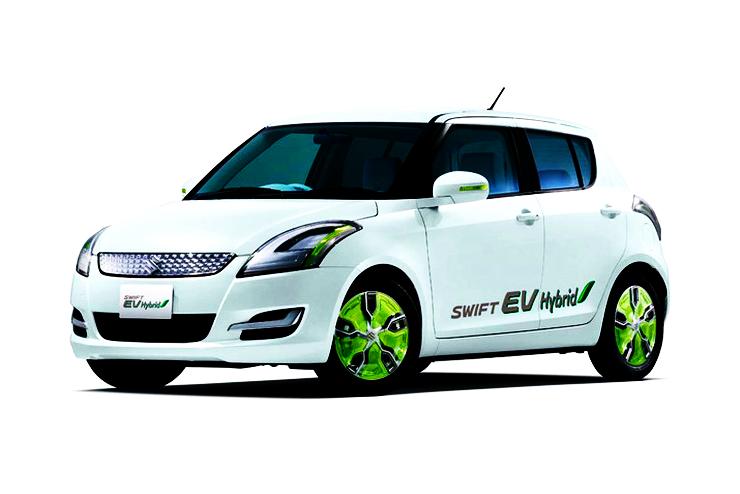 Suzuki Swift Hybrid Photo