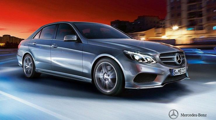 Mercedes Benz India to launch the E-Class E 350 CDI Diesel Luxury Sedan on September 11th