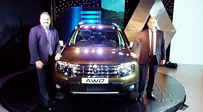 Renault Duster AWD SUV Launched in India