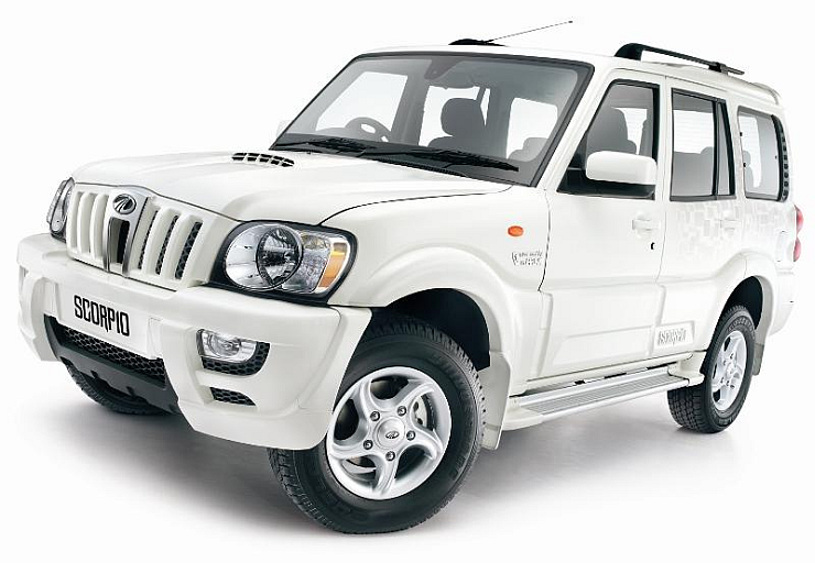 Second Generation Mahindra Scorpio SUV