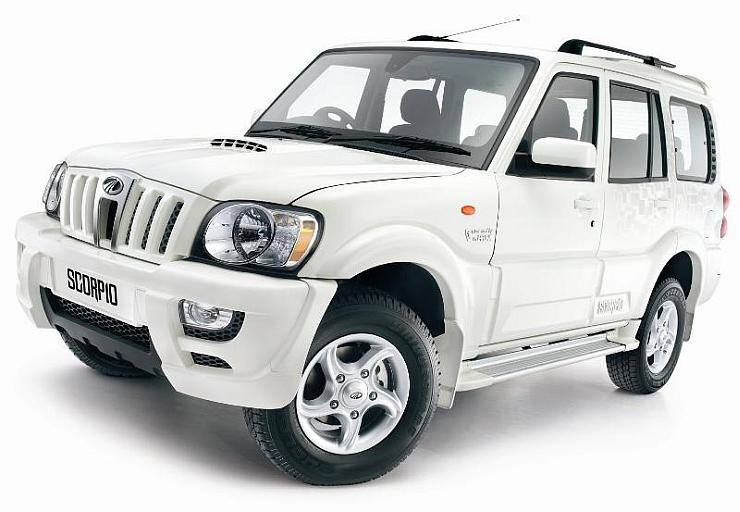 Second Generation Mahindra Scorpio SUV