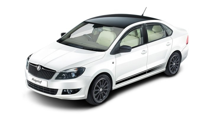 Skoda Rapid Sedan Upgrade 8