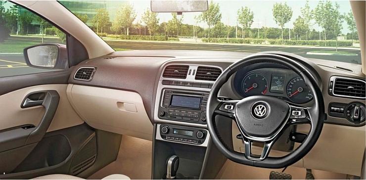 Volkswagen Vento Sedan Facelift 3
