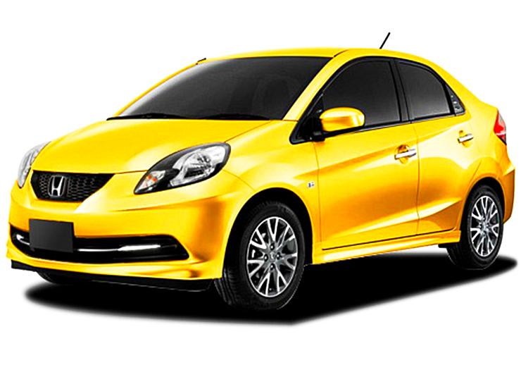 Honda Amaze Compact Sedan Image