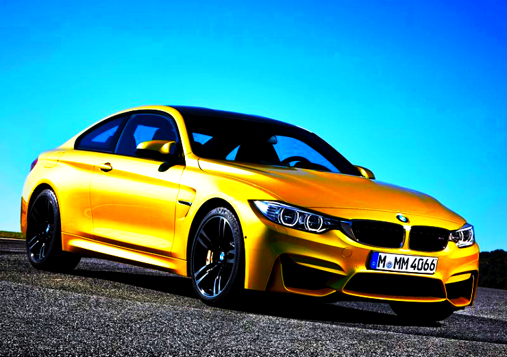 2015 BMW M4 Coupe Pic