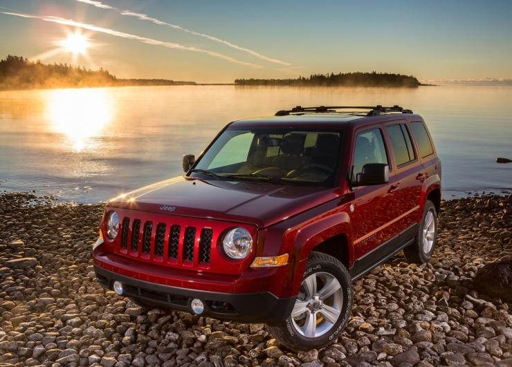 Jeep Patriot SUV Pic