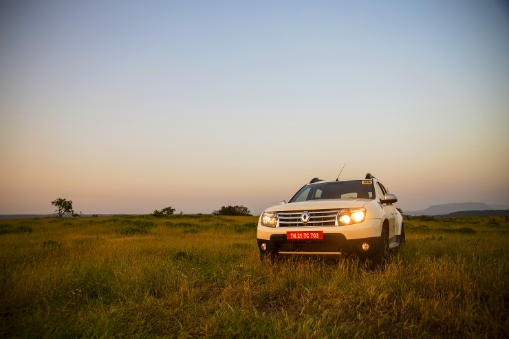 2014 Renault Duster AWD 36