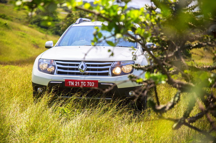 2014 Renault Duster AWD 38